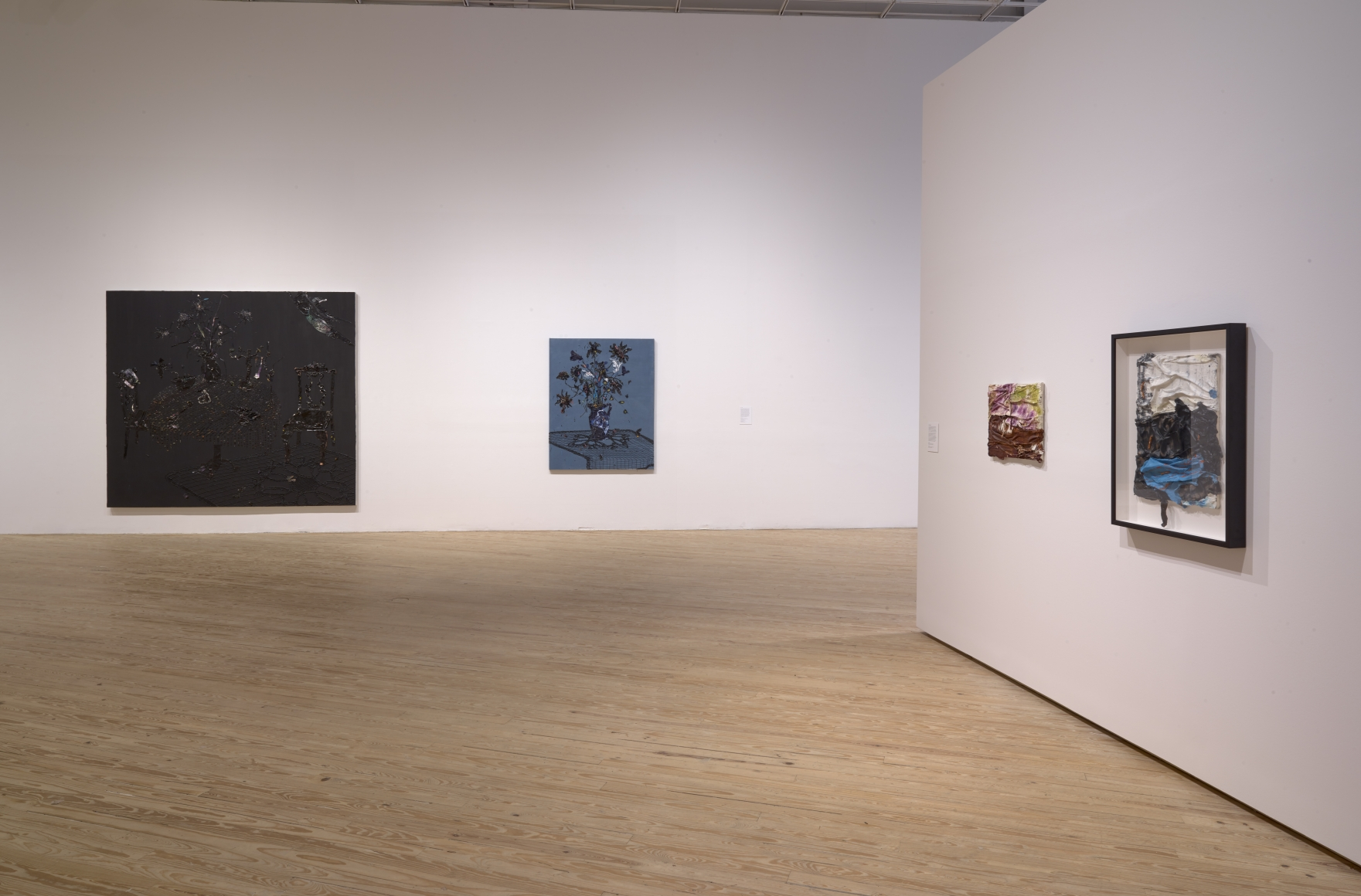 Angel Otero: Everything and Nothing, Installation view, Contemporary Arts Museum Houston, Houston, Texas