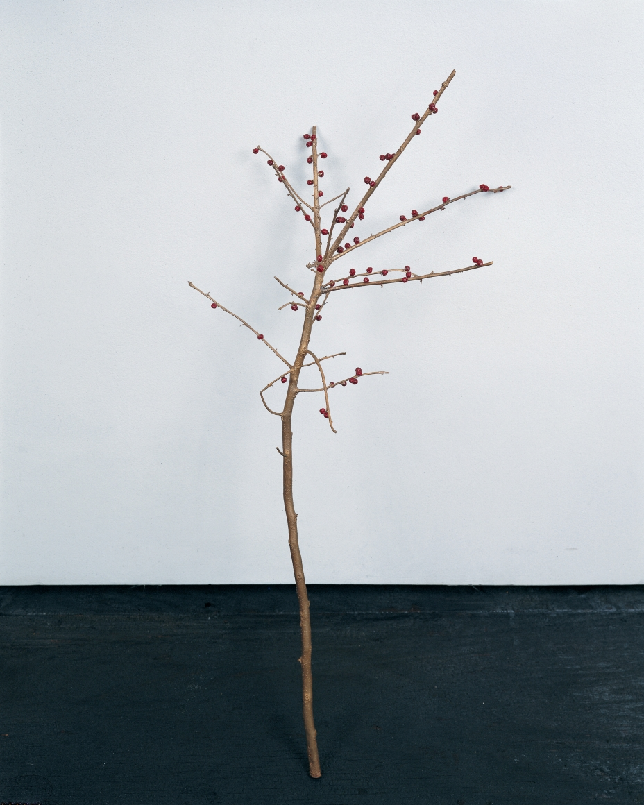 it must give pleasure, 2001, Bronze and silver with enamel coat