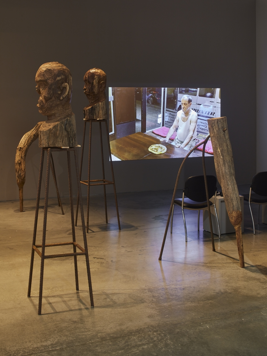 Kader Attia / MATRIX 274 Installation View 5.
