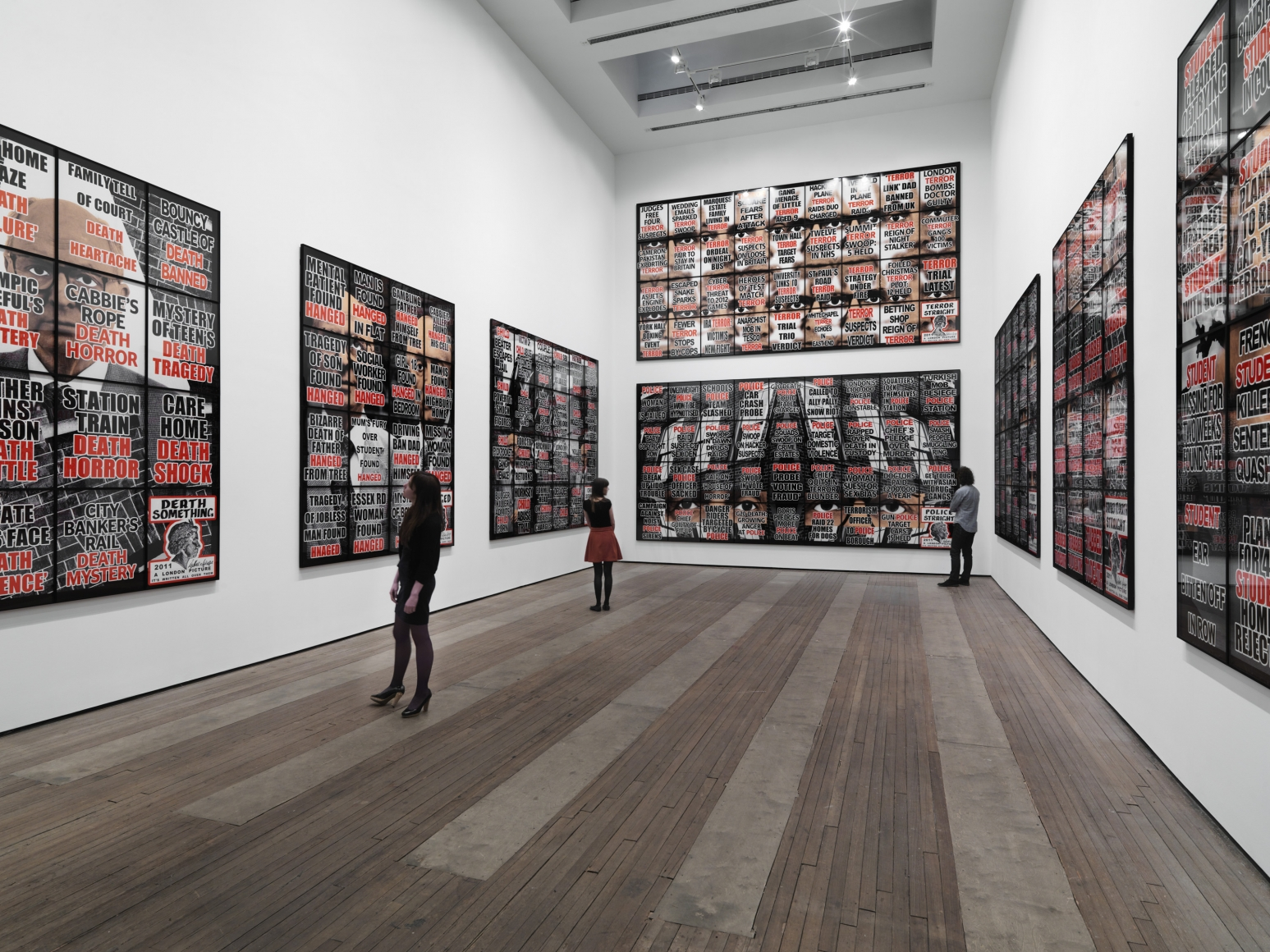 Gilbert & George, London Pictures