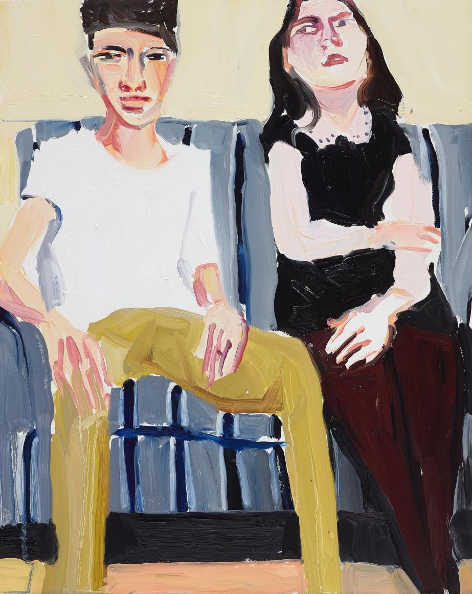 CHANTAL JOFFE, Fraser and Esme, 2020