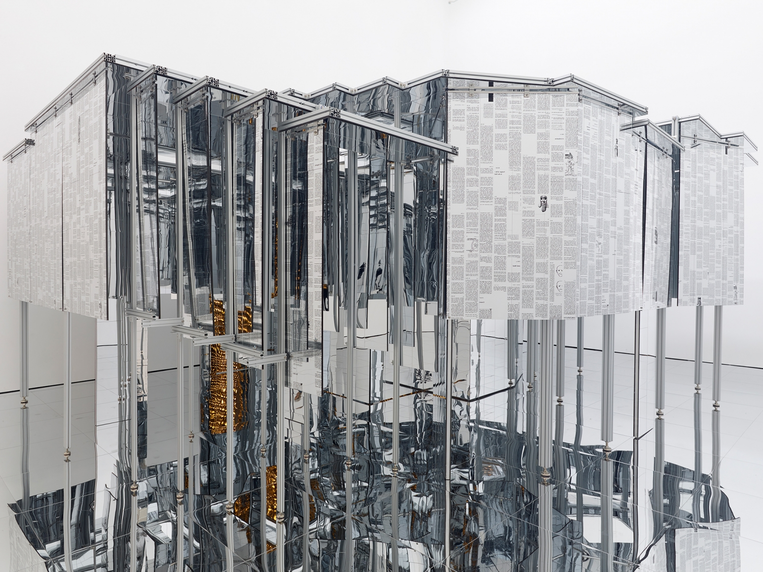 LEE BUL, Willing To Be Vulnerable, 2015–2016