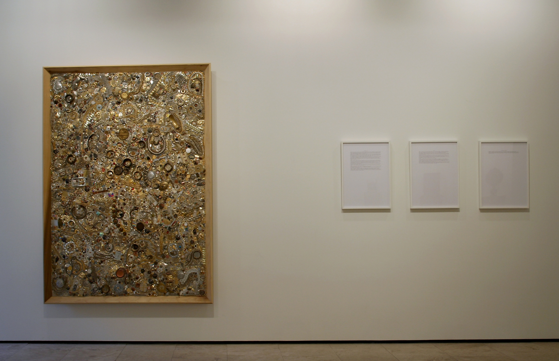 PARTIAL RECALL Installation View 7