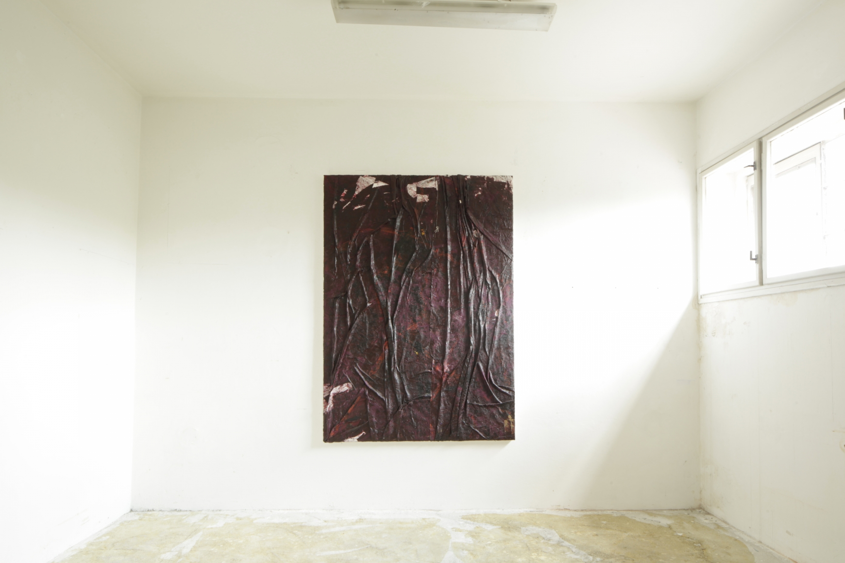 Angel Otero Installation view,