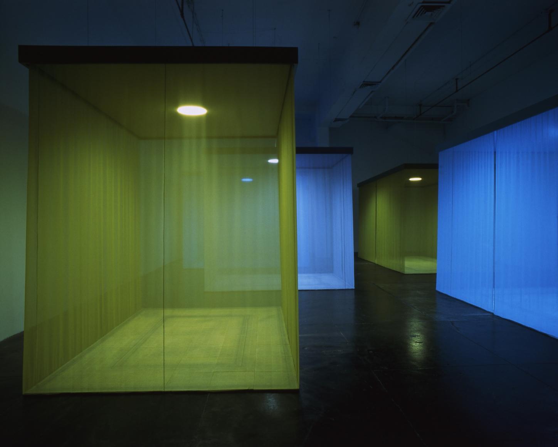 TERESITA FERNÁNDEZ, Borrowed Landscape, 1998