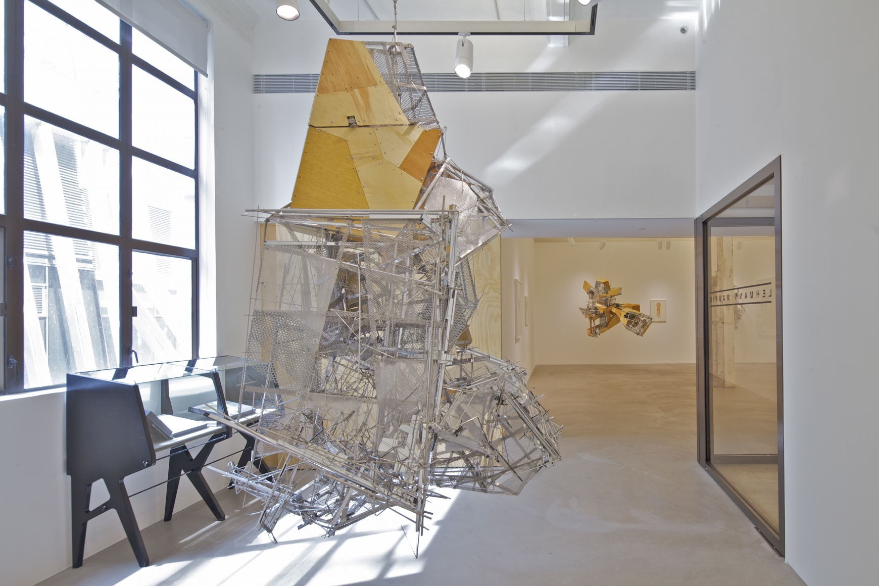 Lee Bul Installation view
