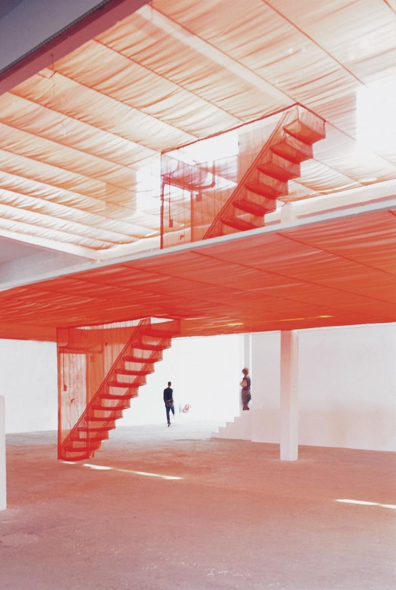 DO HO SUH, Staircase, 2003