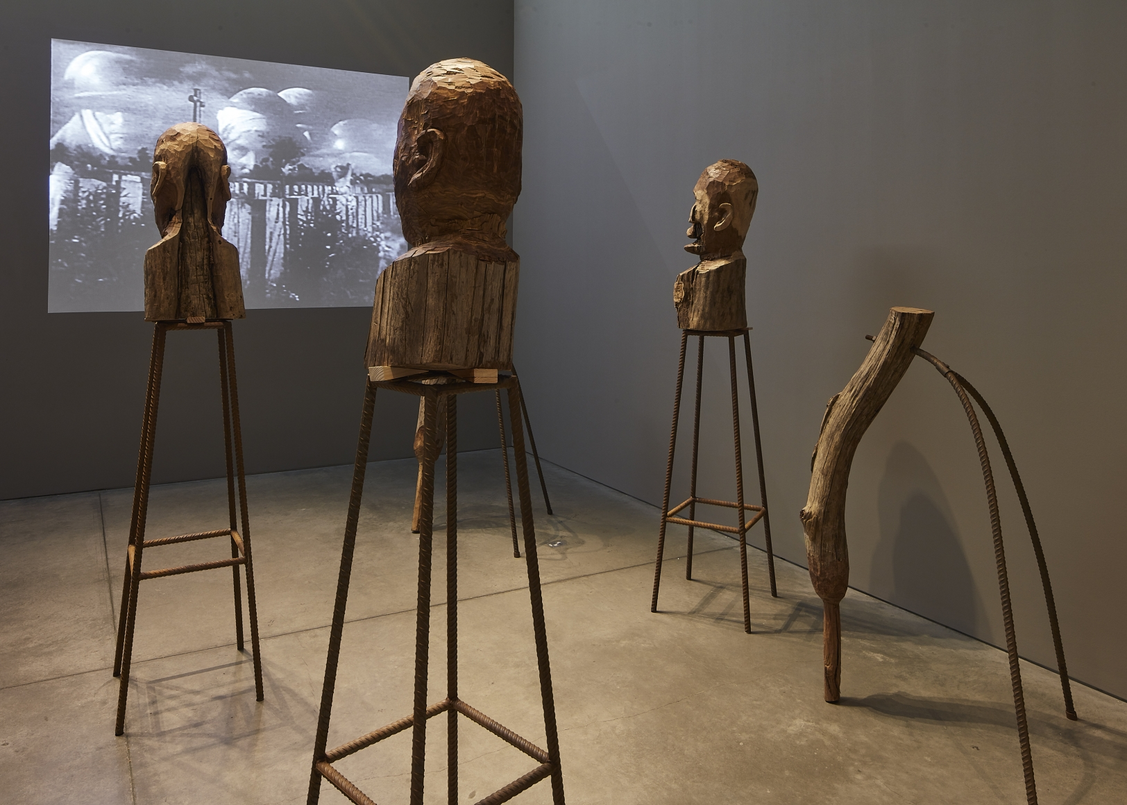 Kader Attia / MATRIX 274 Installation View 7.