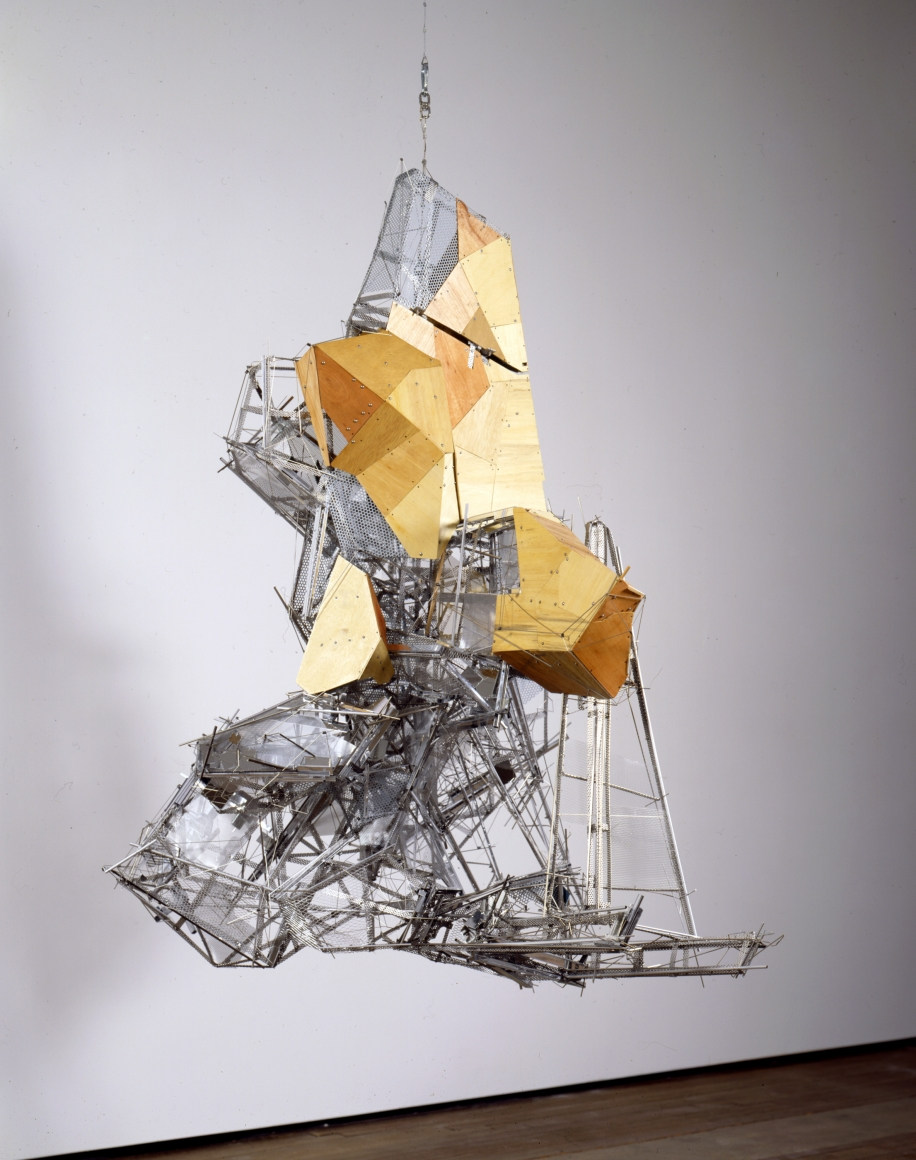 李昢 Untitled sculpture W1, 2010