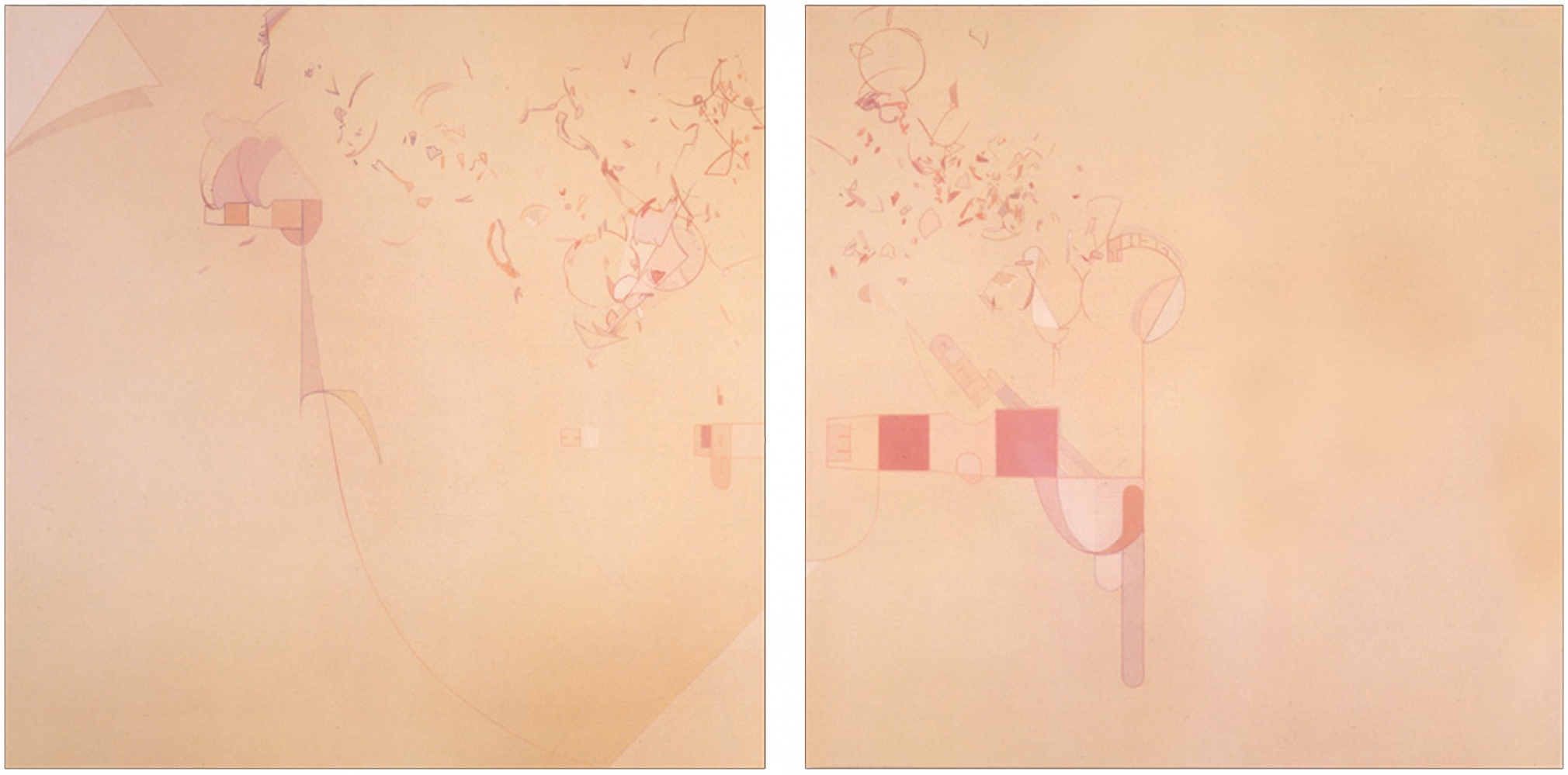 CASEY COOK, I Love Painting I, 2002