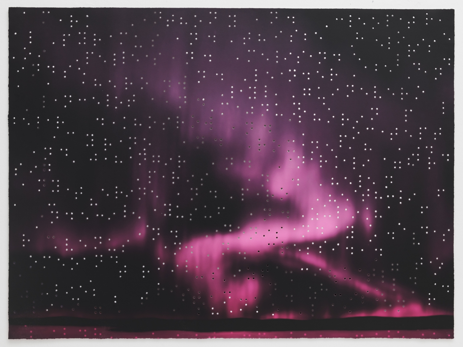 TERESITA FERNÁNDEZ, Night Writing (Liang Shanbo and Zhu Yingtai), 2011