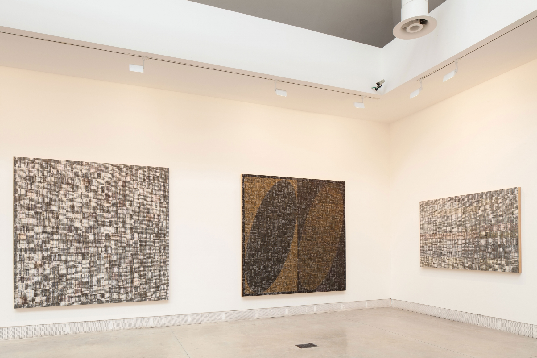 MCARTHUR BINION, Installation view