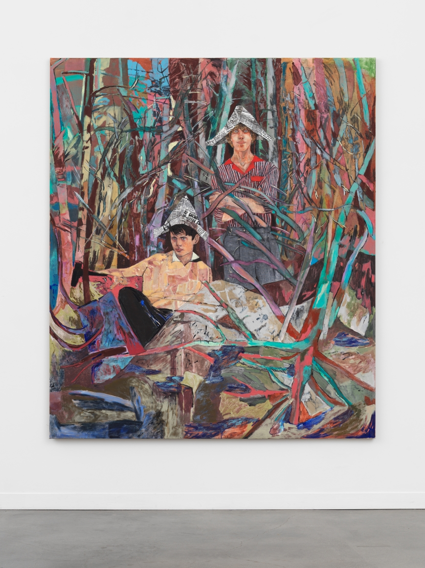 HERNAN BAS, That odd summer of '84 (Satanic Panic), 2018