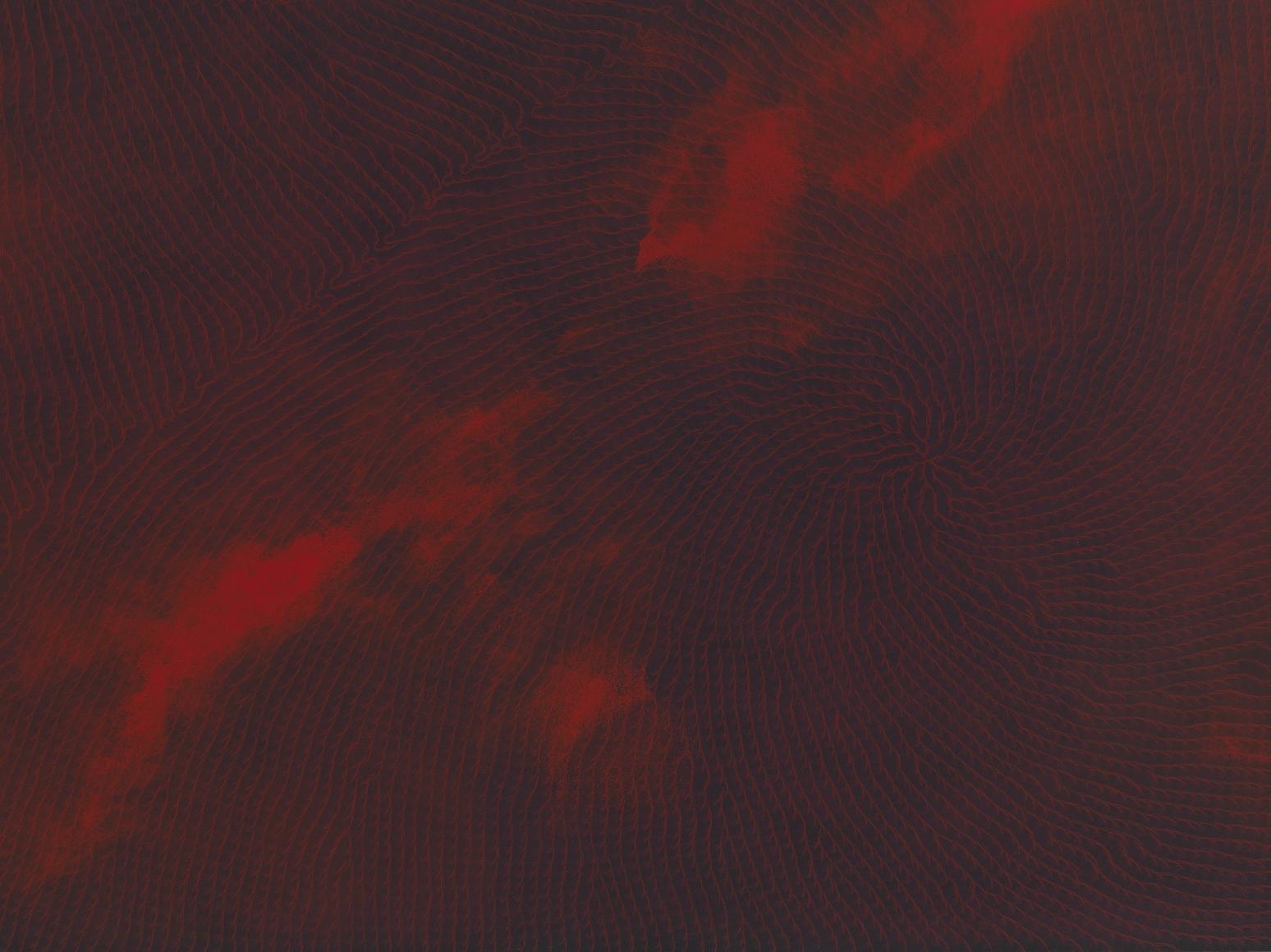 施拉澤·èµ«ä»€é˜¿é‡Œ Eros,(detail),2015 鉛筆 顏料é‹ 畫布
