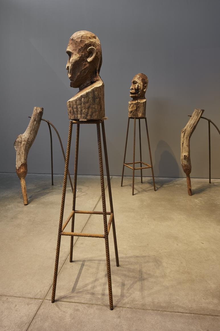 Kader Attia / MATRIX 274 Installation View 10.