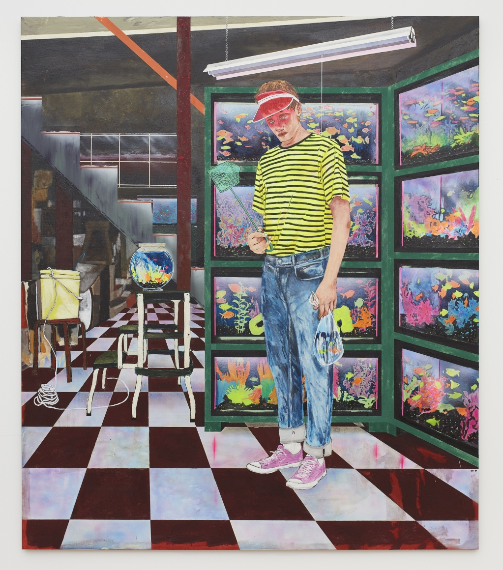 HERNAN BAS, The GloFish Enthusiast, 2019