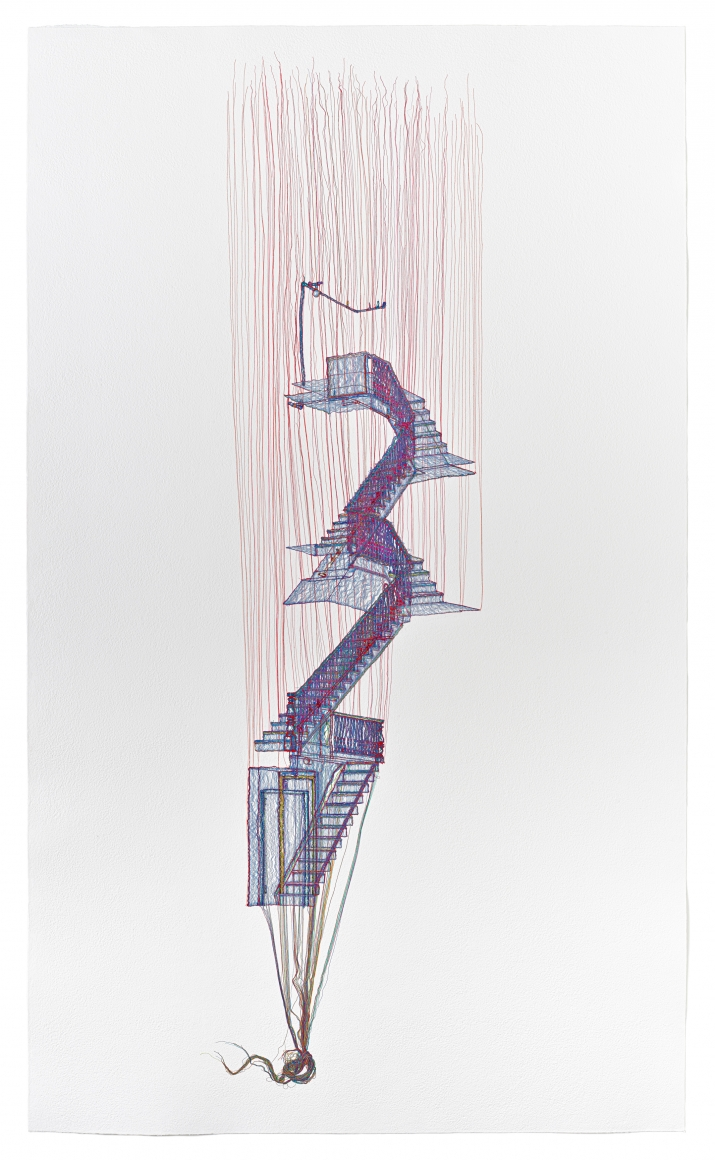DO HO SUH, Staircase/s, 2019