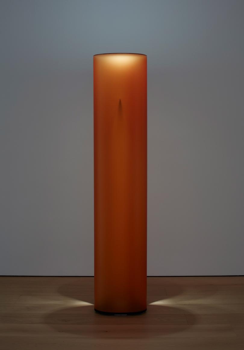 HELEN PASHGIAN, Untitled (orange), 2009
