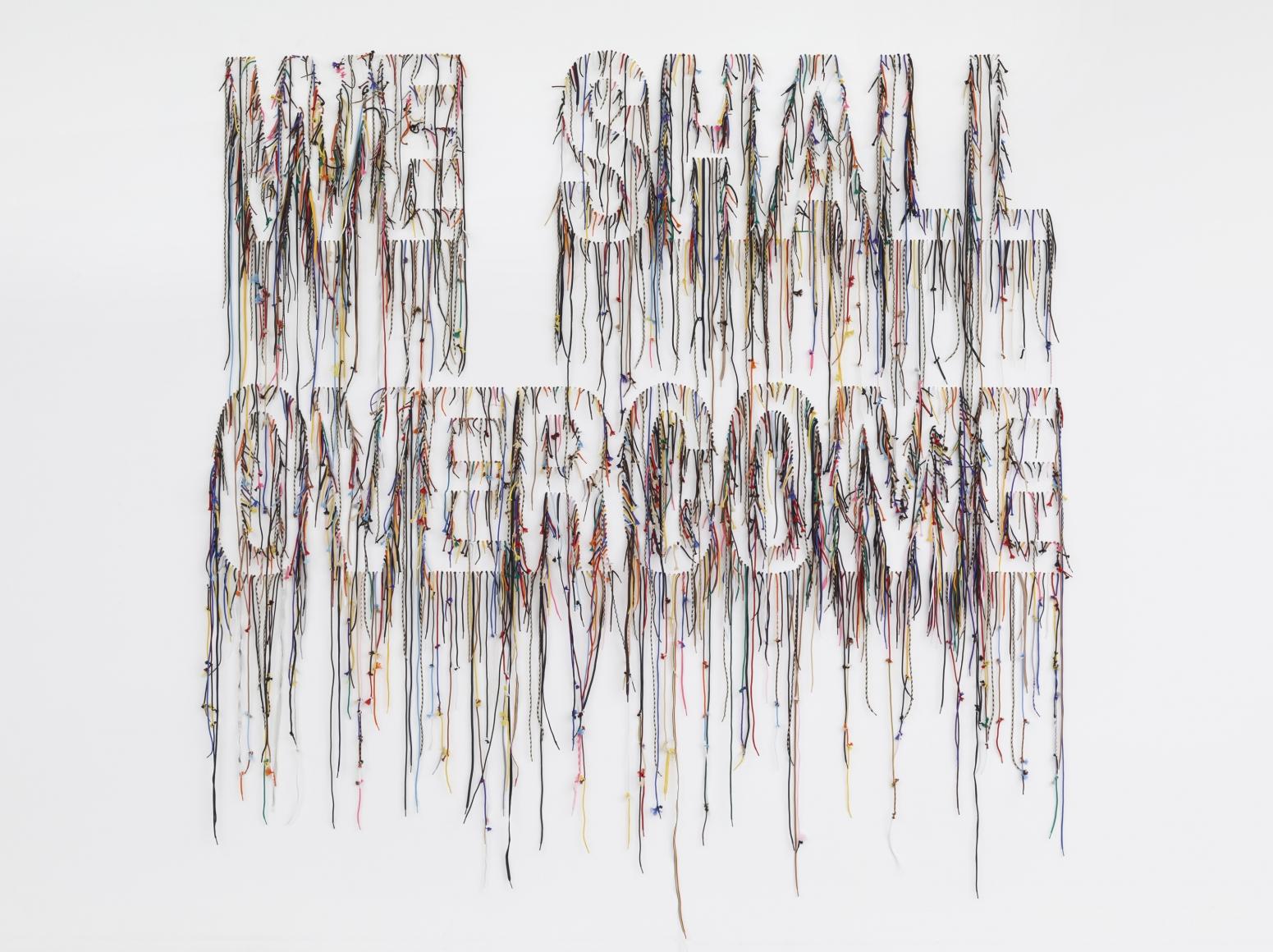 NARI WARD, We Shall Overcome, 2015