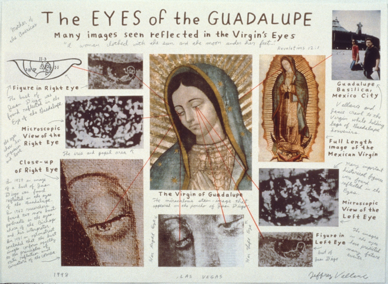 JEFFREY VALLANCE, The Eyes of the Guadalupe