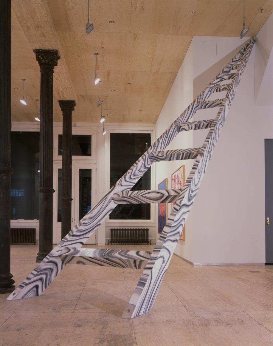RICHARD ARTSCHWAGER, Ladder, 1996