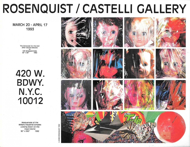Rosenquist / Castelli Gallery