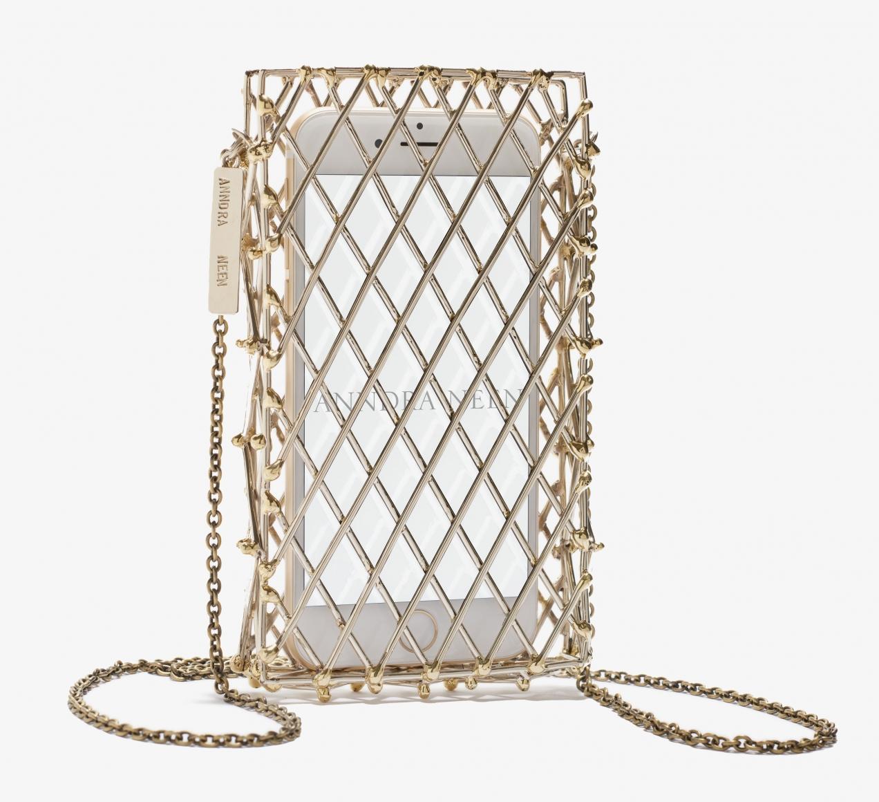Cage iPhone Case