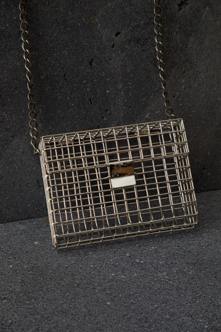 Lunchbox Cage Bag