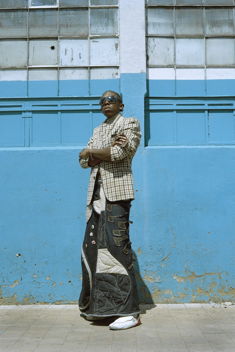 "Nontsikelelo ""Lolo"" Veleko, Sibu iii, 2003, pigment print on cotton paper, 7 7/8 × 11 7/8 in."