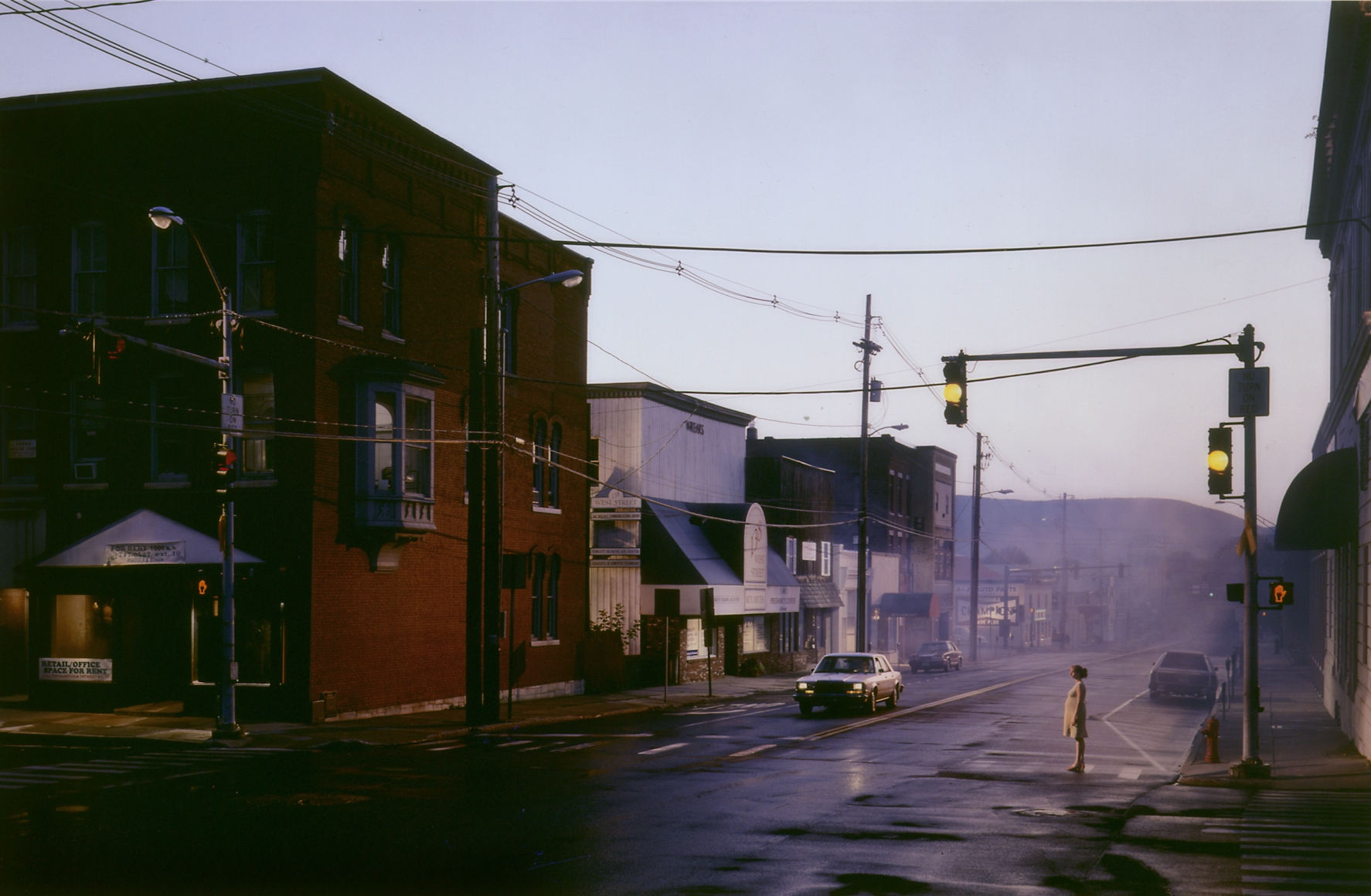 Gregory Crewdson, Untitiled (Merchant's Row), 2003