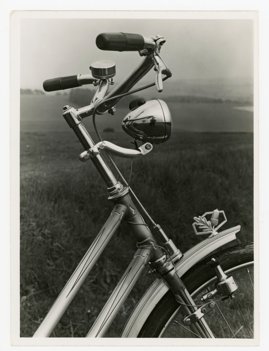 Albert Renger-Patzsch, Bicycle Handlebars, c. 1950s