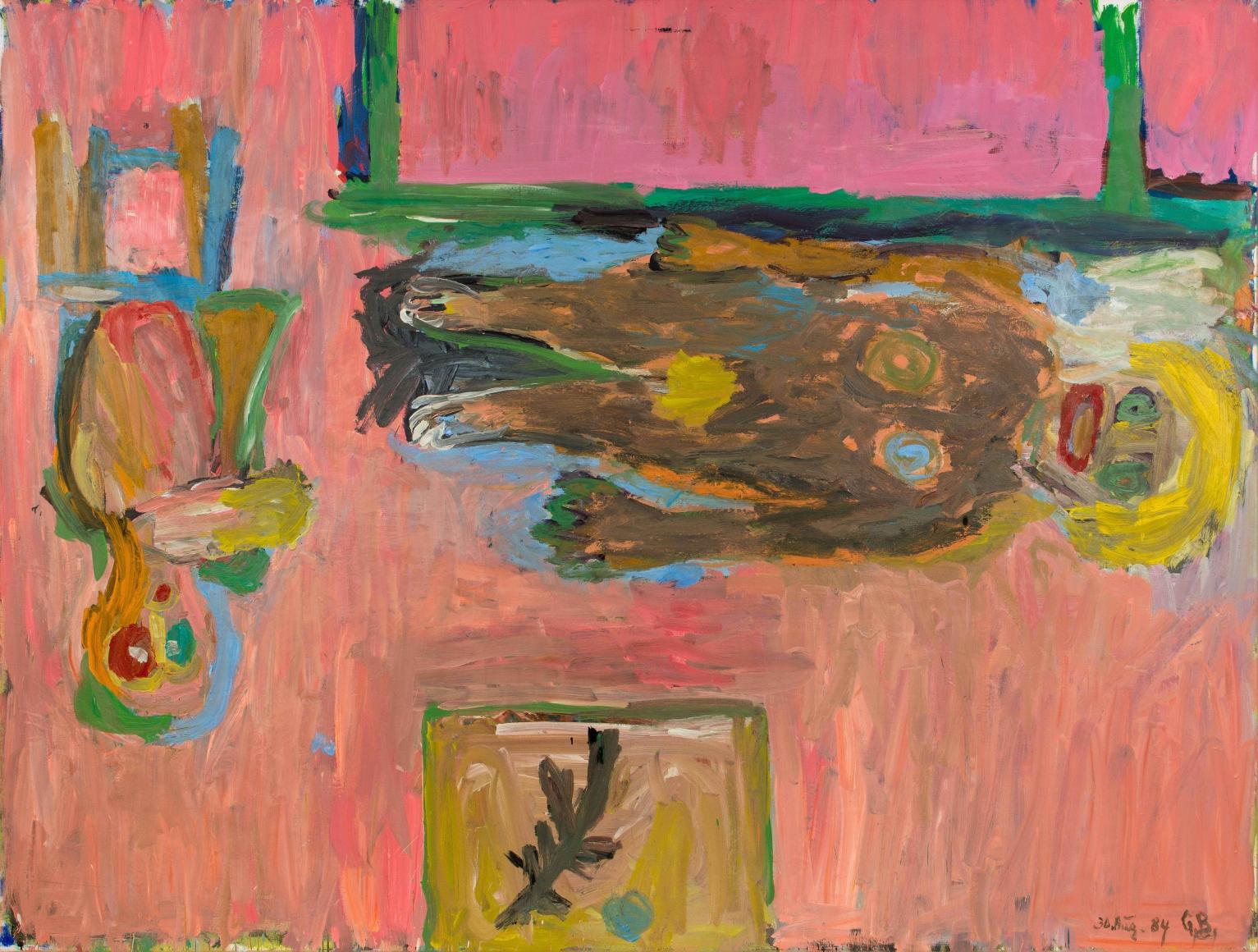 """""""Das Liebespaar (The Lovers)"""", 1984"""