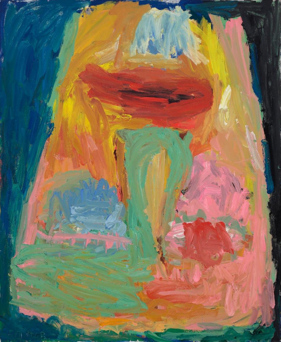 """""""The Abgar Head"""", 1984"""