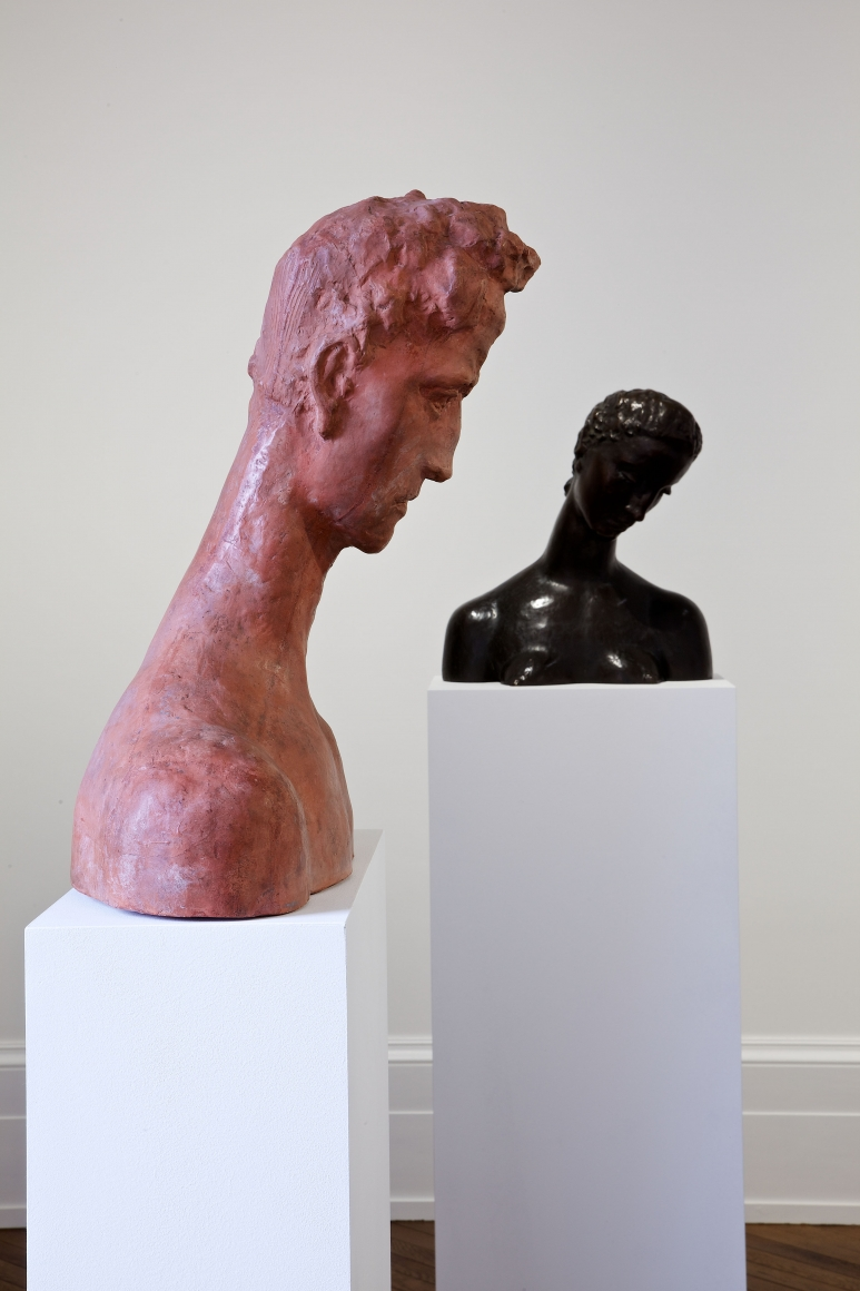 WILHELM LEHMBRUCK Sculpture and Works on Paper 21 March through 25 May 2013 MAYFAIR, LONDON, Installation View 5