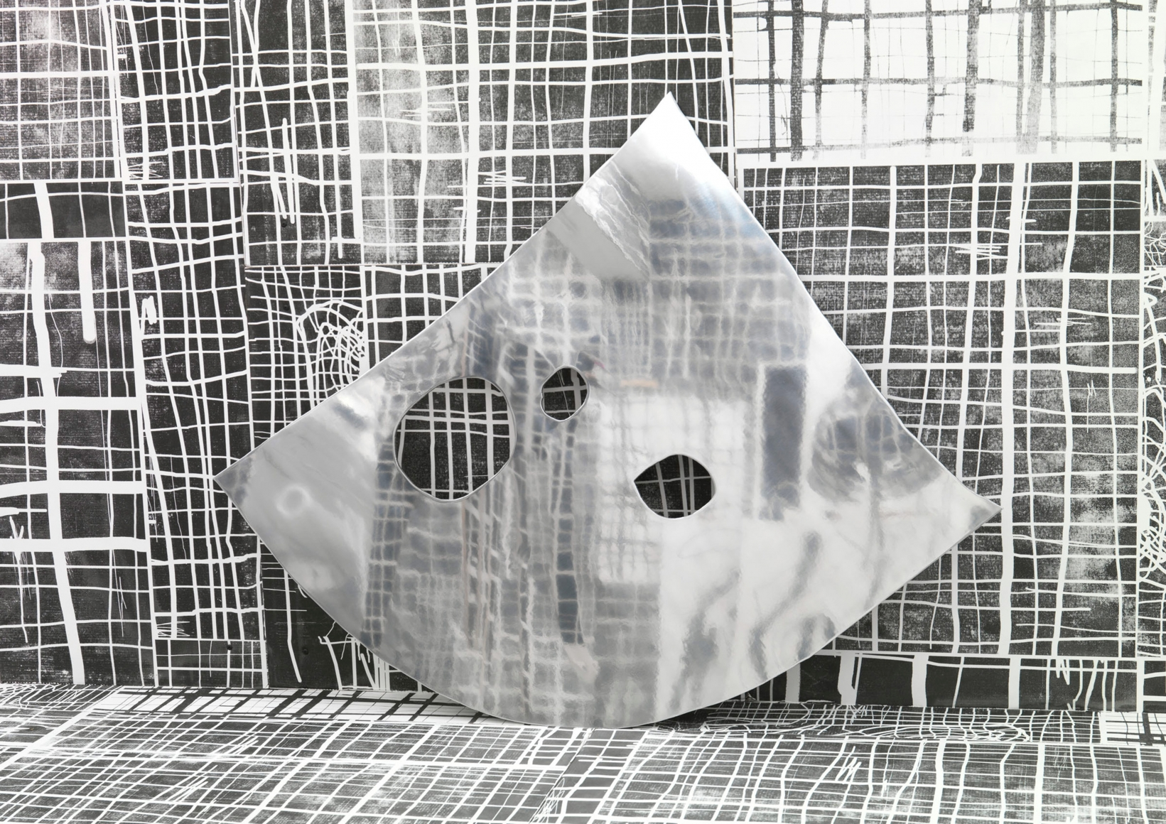 """Untitled"", 2010 Aluminum"