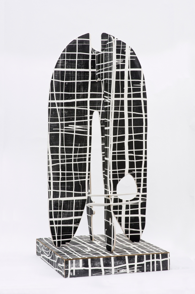 'Face Made of Legs', 2010