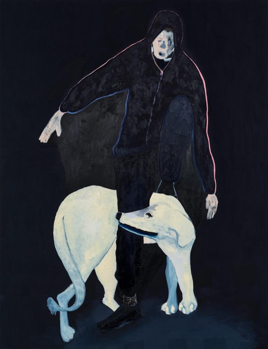 """""""nice dog"""", 2019"""