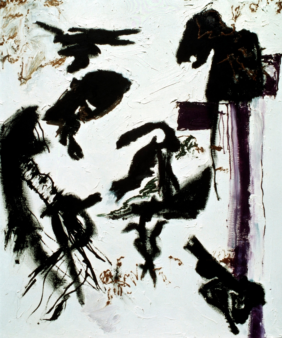 """""""Cross Poked a Shadow of a Crow"""", 1990"""