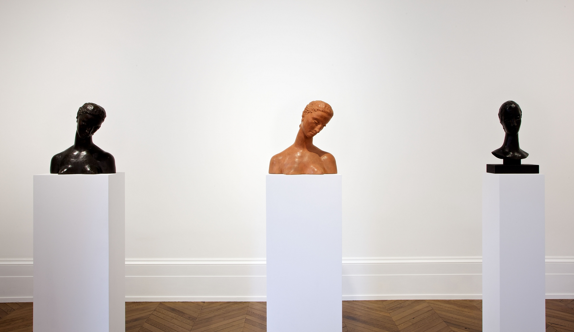 WILHELM LEHMBRUCK Sculpture and Works on Paper 21 March through 25 May 2013 MAYFAIR, LONDON, Installation View 2