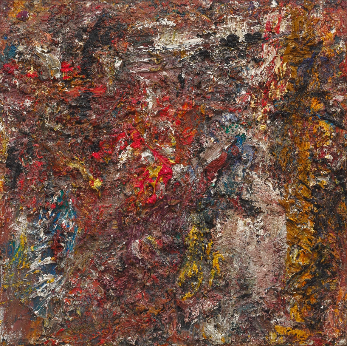 """""""Untitled"""", 1994 Oil on canvas"""