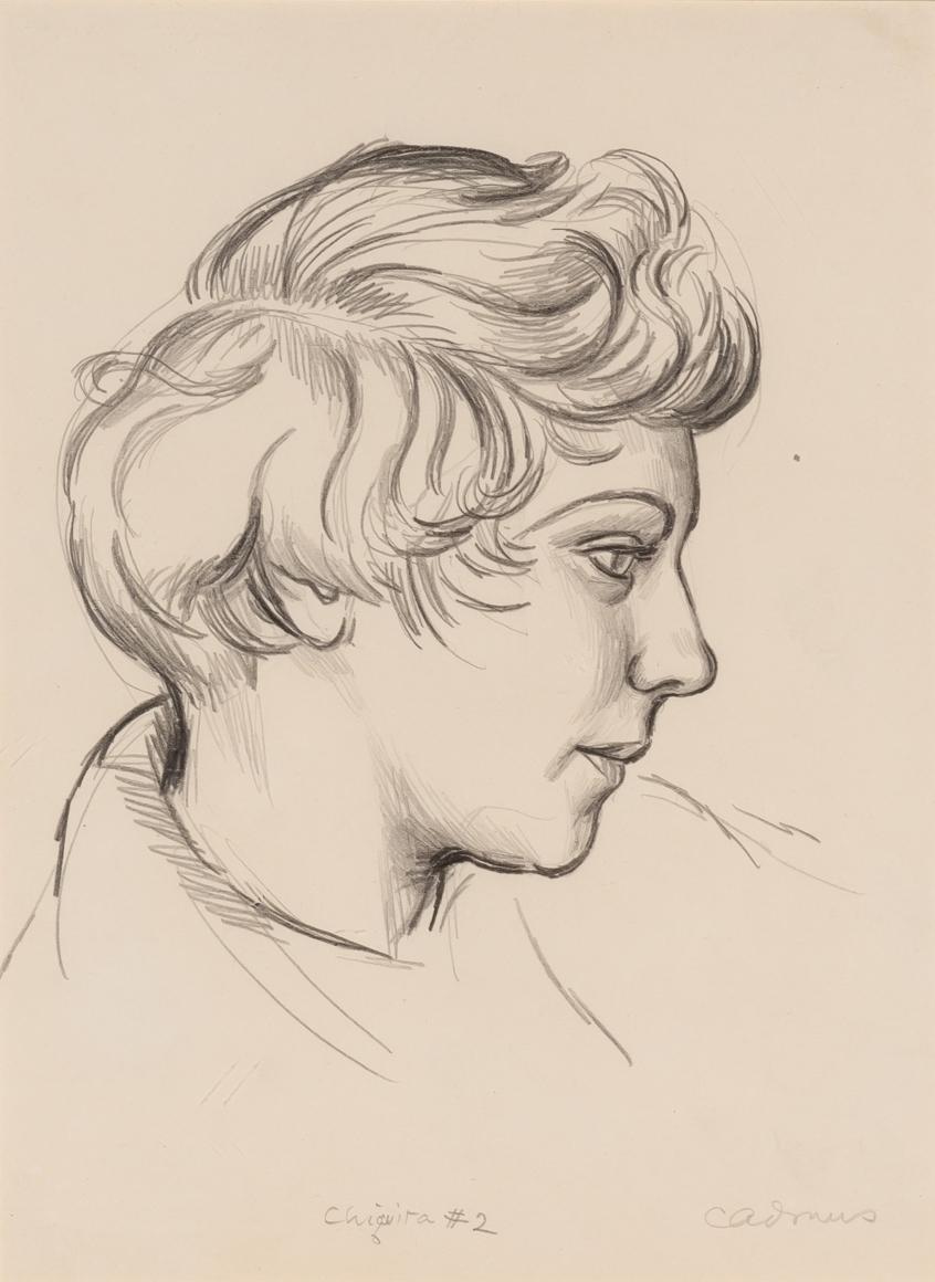 """""""Chiquita #2"""", ca. 1932-1933"""