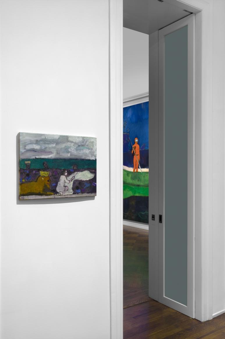 Peter Doig, New York, 2015, Installation Image 15