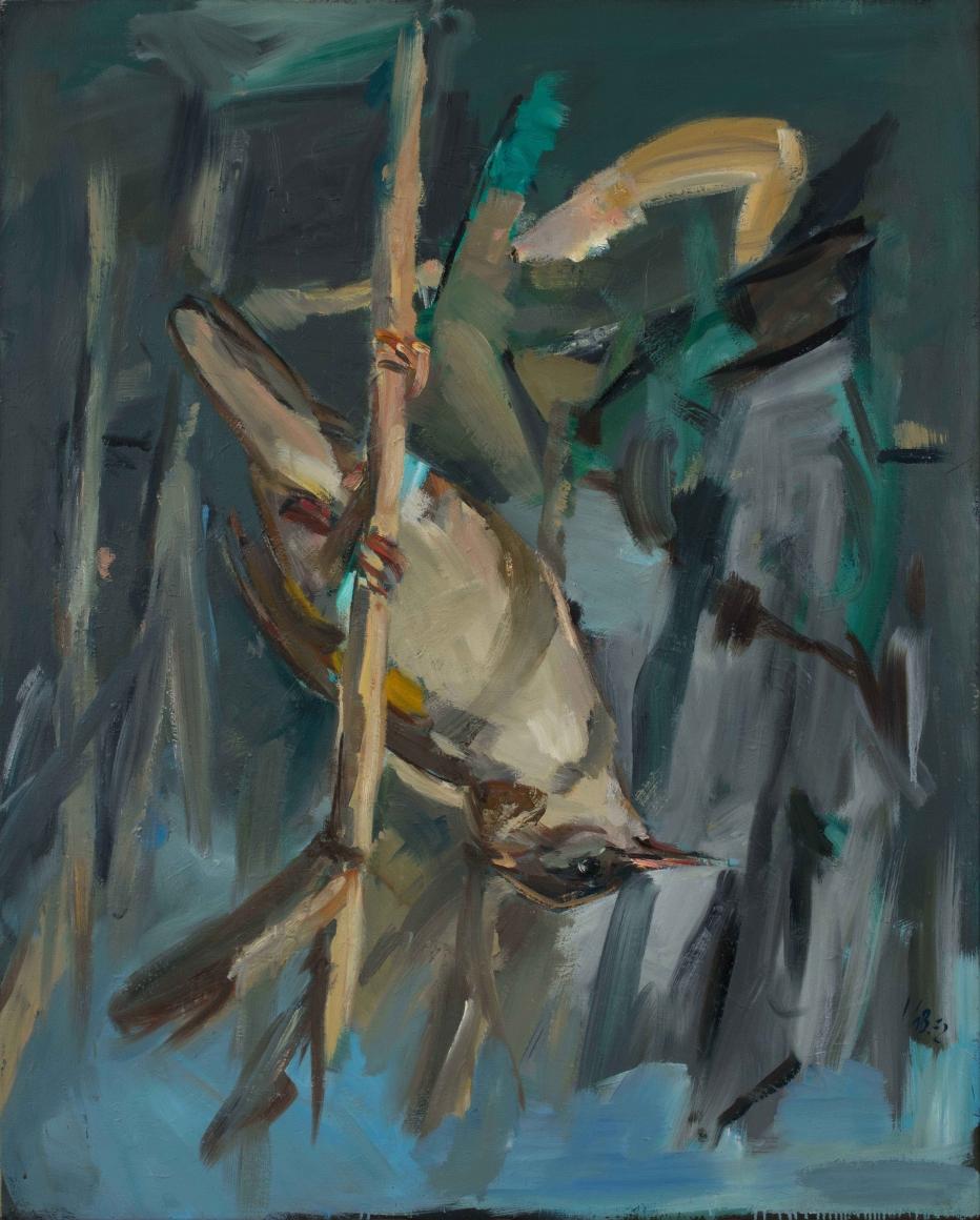 """""""Ein Vogel (A Bird)"""", 1972"""