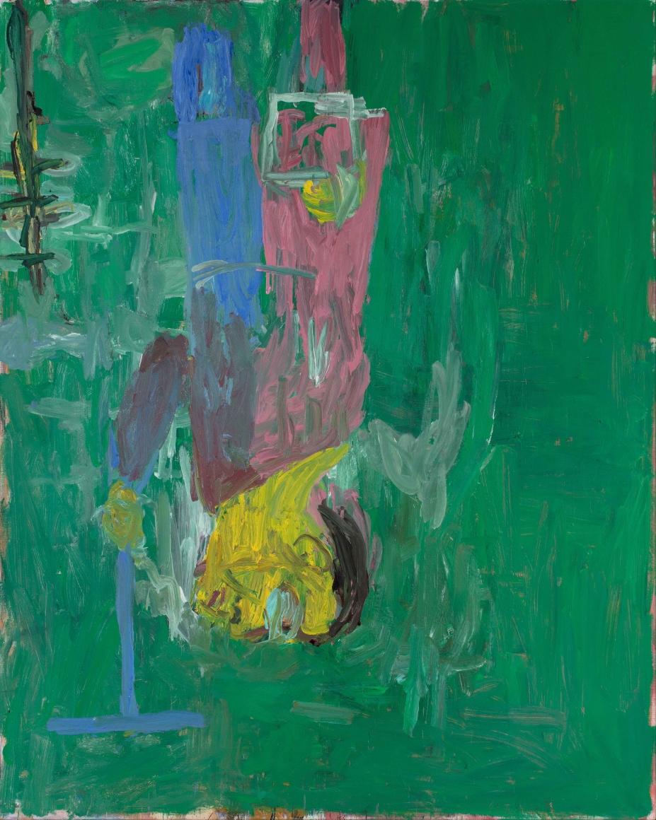 """Stephatos unterm Kreuz (Stephatos under the Cross)"", 1984"