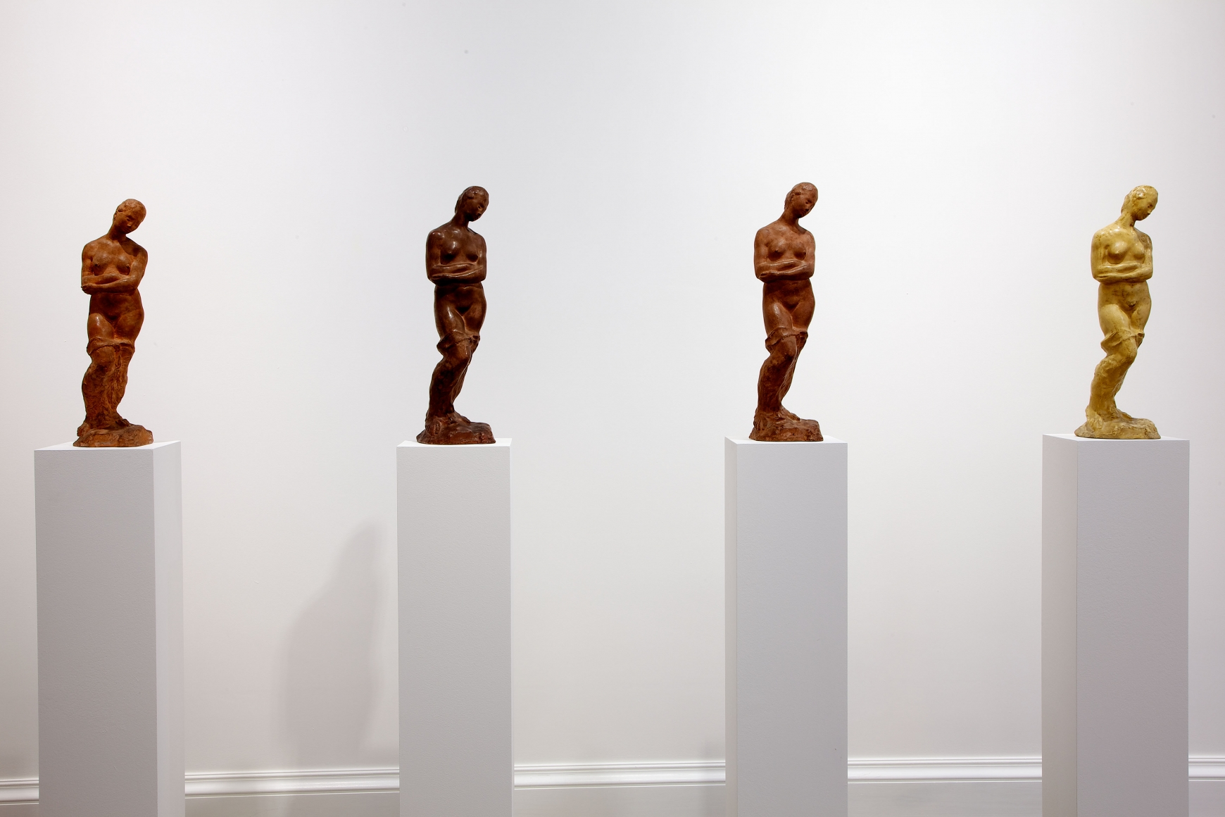 WILHELM LEHMBRUCK Sculpture and Works on Paper 21 March through 25 May 2013 MAYFAIR, LONDON, Installation View 17