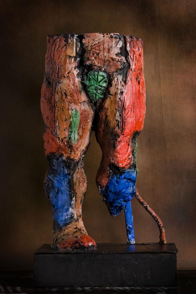 """""""Hercules Model 7 - Legs"""", 2009"""