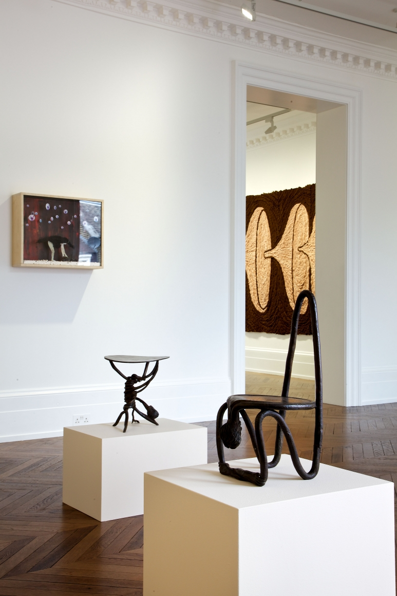 ENRICO DAVID New Works 17 September through 16 November 2013 MAYFAIR, LONDON, Installation View 7