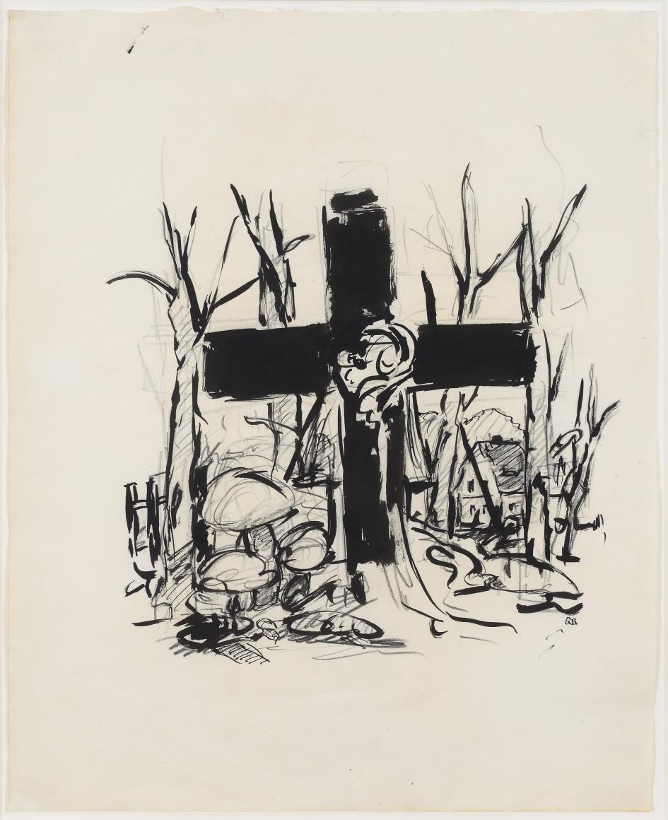 """""""Saxon Motif"""""""", 1965"""