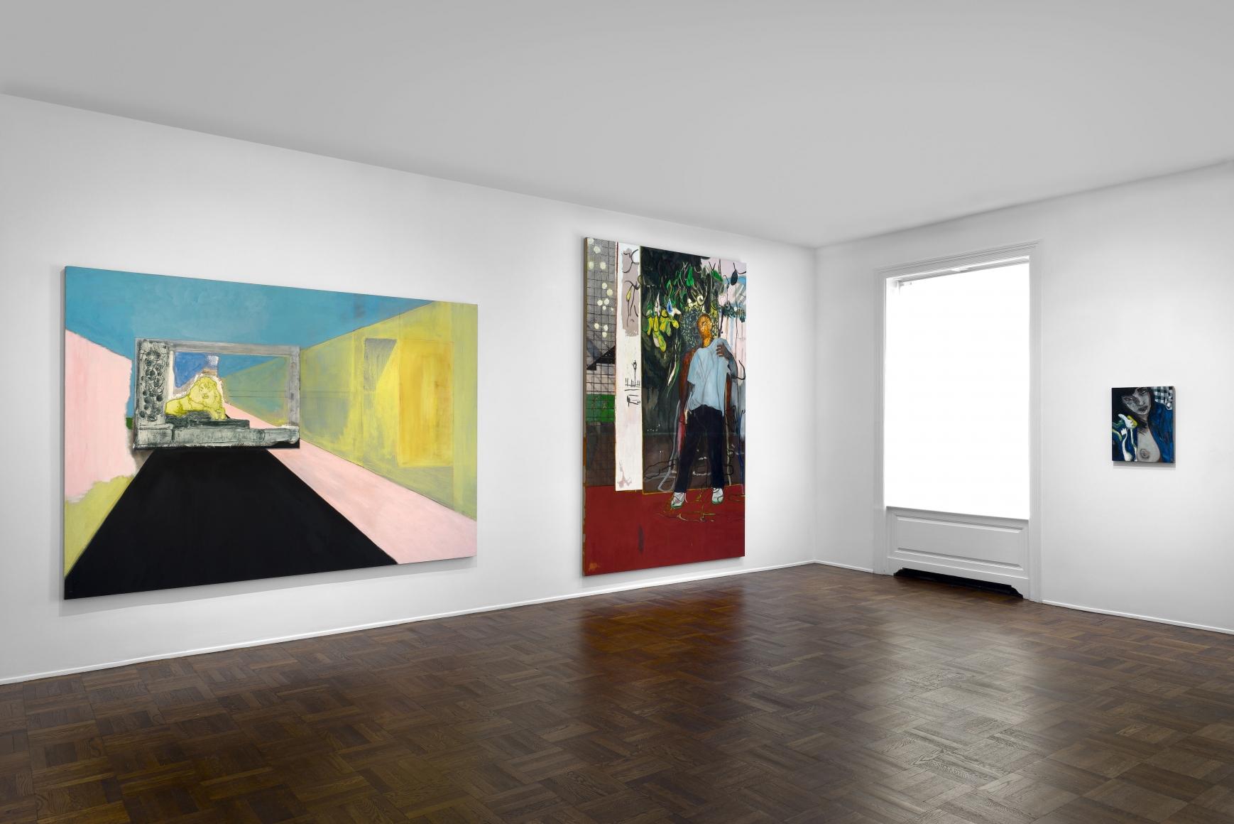 Peter Doig, New York, 2015, Installation Image 5