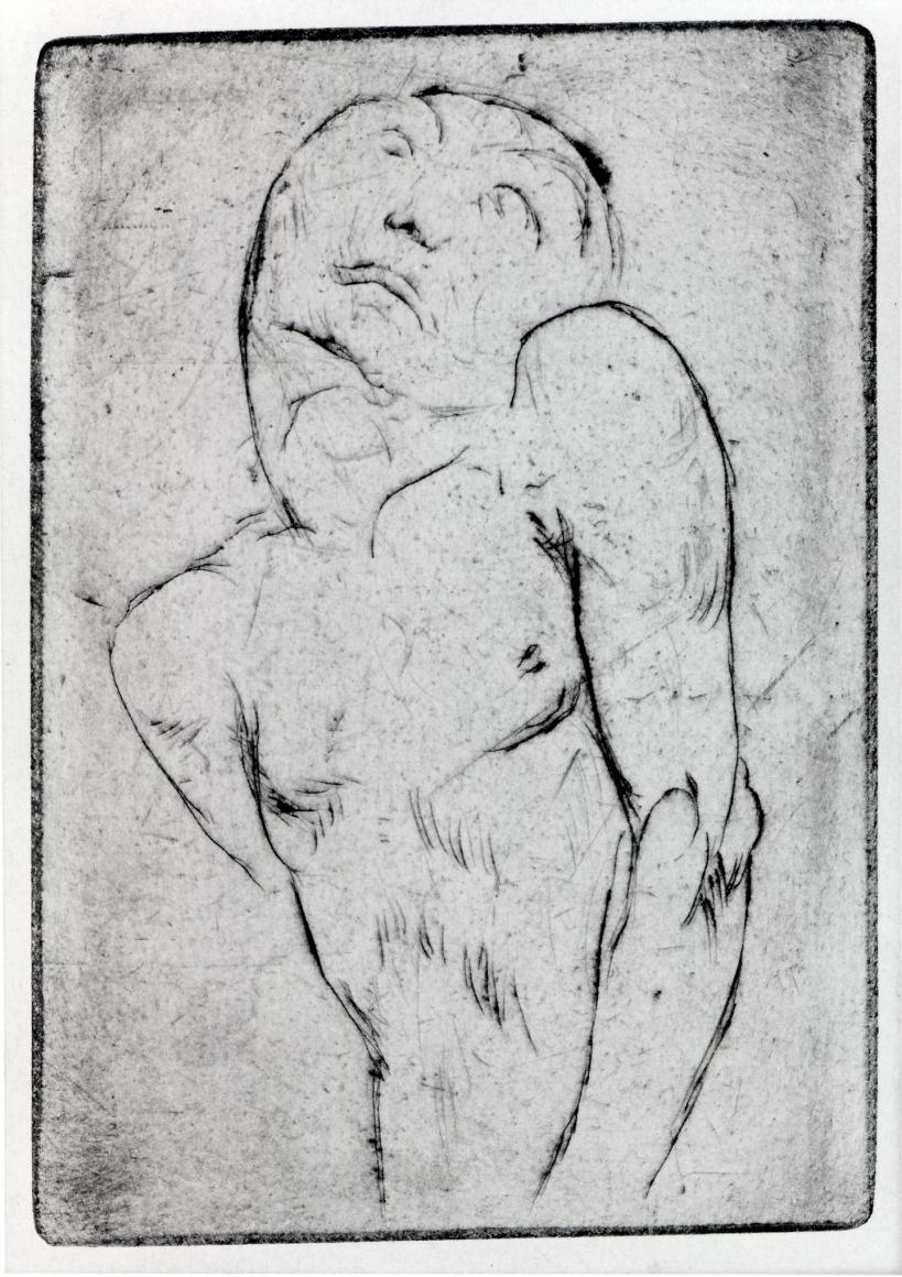 """""""Ecce Homo"""", 1913"""